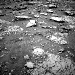 Nasa's Mars rover Curiosity acquired this image using its Right Navigation Camera on Sol 2092, at drive 462, site number 71