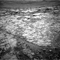 Nasa's Mars rover Curiosity acquired this image using its Left Navigation Camera on Sol 2094, at drive 816, site number 71