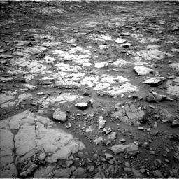 Nasa's Mars rover Curiosity acquired this image using its Left Navigation Camera on Sol 2094, at drive 930, site number 71