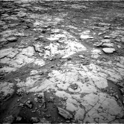 Nasa's Mars rover Curiosity acquired this image using its Left Navigation Camera on Sol 2094, at drive 960, site number 71