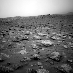 Nasa's Mars rover Curiosity acquired this image using its Right Navigation Camera on Sol 2094, at drive 582, site number 71