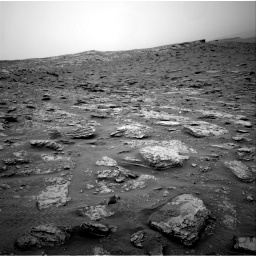 Nasa's Mars rover Curiosity acquired this image using its Right Navigation Camera on Sol 2094, at drive 600, site number 71