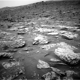 Nasa's Mars rover Curiosity acquired this image using its Right Navigation Camera on Sol 2094, at drive 630, site number 71