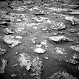 Nasa's Mars rover Curiosity acquired this image using its Right Navigation Camera on Sol 2094, at drive 660, site number 71