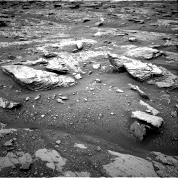 Nasa's Mars rover Curiosity acquired this image using its Right Navigation Camera on Sol 2094, at drive 714, site number 71