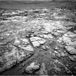 Nasa's Mars rover Curiosity acquired this image using its Right Navigation Camera on Sol 2094, at drive 798, site number 71