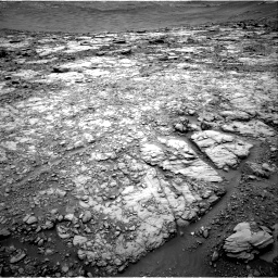 Nasa's Mars rover Curiosity acquired this image using its Right Navigation Camera on Sol 2094, at drive 804, site number 71