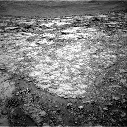 Nasa's Mars rover Curiosity acquired this image using its Right Navigation Camera on Sol 2094, at drive 816, site number 71