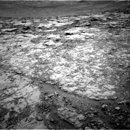 Nasa's Mars rover Curiosity acquired this image using its Right Navigation Camera on Sol 2094, at drive 822, site number 71