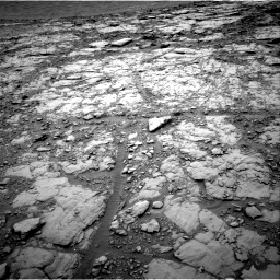 Nasa's Mars rover Curiosity acquired this image using its Right Navigation Camera on Sol 2094, at drive 858, site number 71