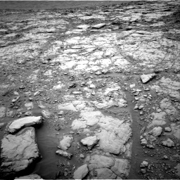 Nasa's Mars rover Curiosity acquired this image using its Right Navigation Camera on Sol 2094, at drive 864, site number 71