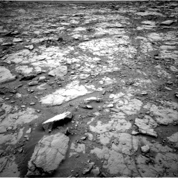 Nasa's Mars rover Curiosity acquired this image using its Right Navigation Camera on Sol 2094, at drive 882, site number 71