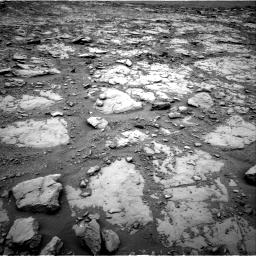 Nasa's Mars rover Curiosity acquired this image using its Right Navigation Camera on Sol 2094, at drive 894, site number 71