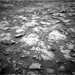 Nasa's Mars rover Curiosity acquired this image using its Right Navigation Camera on Sol 2094, at drive 918, site number 71
