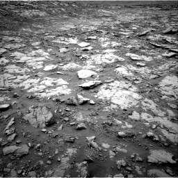 Nasa's Mars rover Curiosity acquired this image using its Right Navigation Camera on Sol 2094, at drive 924, site number 71