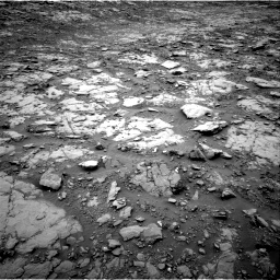 Nasa's Mars rover Curiosity acquired this image using its Right Navigation Camera on Sol 2094, at drive 930, site number 71