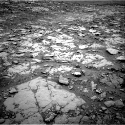 Nasa's Mars rover Curiosity acquired this image using its Right Navigation Camera on Sol 2094, at drive 936, site number 71