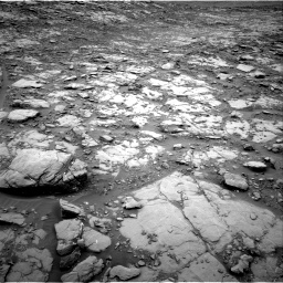 Nasa's Mars rover Curiosity acquired this image using its Right Navigation Camera on Sol 2094, at drive 942, site number 71