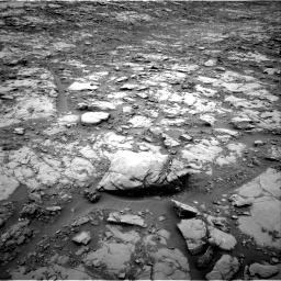 Nasa's Mars rover Curiosity acquired this image using its Right Navigation Camera on Sol 2094, at drive 948, site number 71