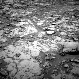 Nasa's Mars rover Curiosity acquired this image using its Right Navigation Camera on Sol 2094, at drive 954, site number 71