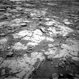 Nasa's Mars rover Curiosity acquired this image using its Right Navigation Camera on Sol 2094, at drive 972, site number 71