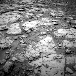 Nasa's Mars rover Curiosity acquired this image using its Right Navigation Camera on Sol 2094, at drive 984, site number 71