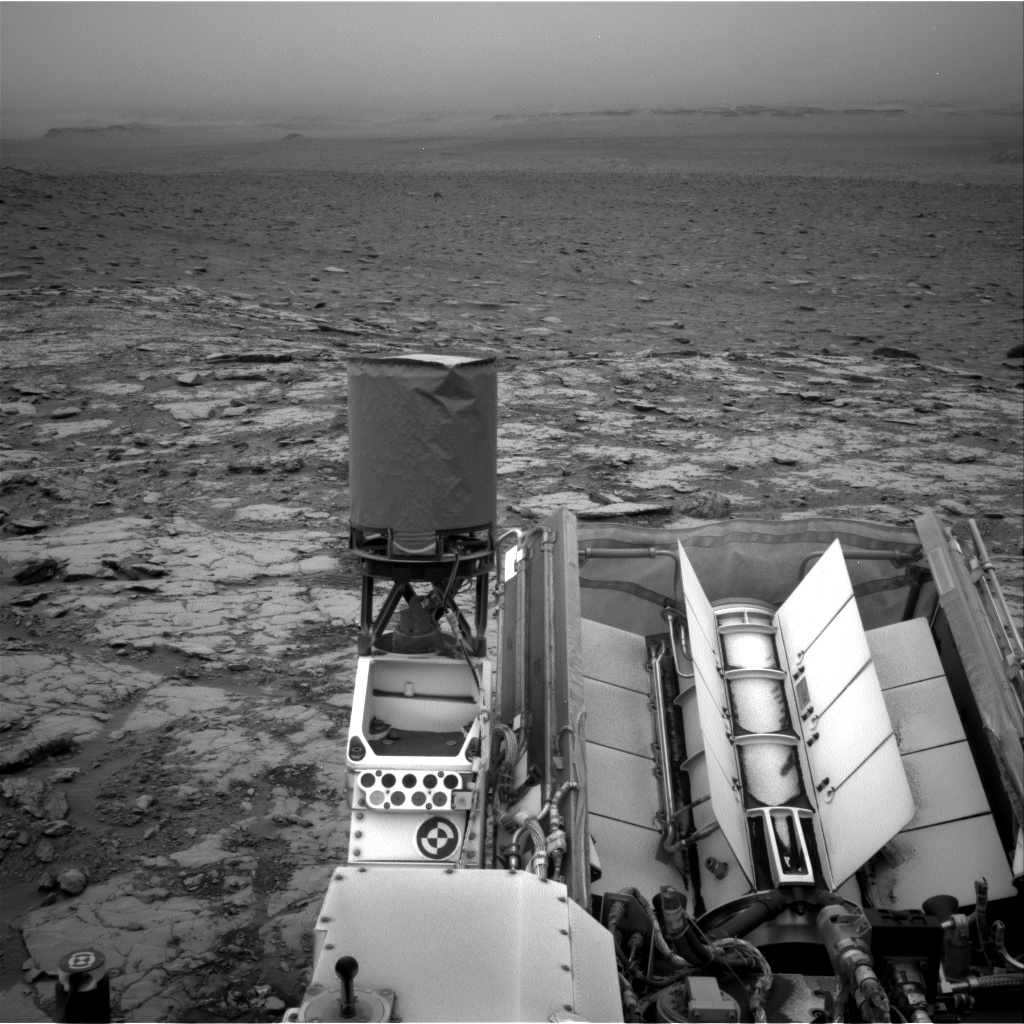 Nasa's Mars rover Curiosity acquired this image using its Right Navigation Camera on Sol 2094, at drive 996, site number 71
