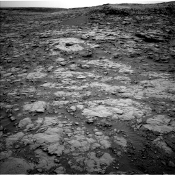Nasa's Mars rover Curiosity acquired this image using its Left Navigation Camera on Sol 2095, at drive 1194, site number 71