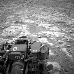 Nasa's Mars rover Curiosity acquired this image using its Left Navigation Camera on Sol 2095, at drive 1212, site number 71