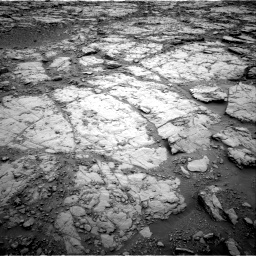 Nasa's Mars rover Curiosity acquired this image using its Right Navigation Camera on Sol 2095, at drive 1002, site number 71