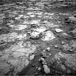 Nasa's Mars rover Curiosity acquired this image using its Right Navigation Camera on Sol 2095, at drive 1026, site number 71
