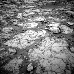 Nasa's Mars rover Curiosity acquired this image using its Right Navigation Camera on Sol 2095, at drive 1050, site number 71