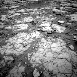 Nasa's Mars rover Curiosity acquired this image using its Right Navigation Camera on Sol 2095, at drive 1056, site number 71