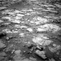 Nasa's Mars rover Curiosity acquired this image using its Right Navigation Camera on Sol 2095, at drive 1092, site number 71