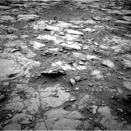 Nasa's Mars rover Curiosity acquired this image using its Right Navigation Camera on Sol 2095, at drive 1104, site number 71
