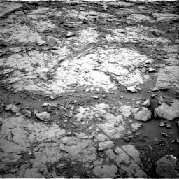 Nasa's Mars rover Curiosity acquired this image using its Right Navigation Camera on Sol 2095, at drive 1122, site number 71
