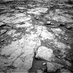 Nasa's Mars rover Curiosity acquired this image using its Right Navigation Camera on Sol 2095, at drive 1146, site number 71