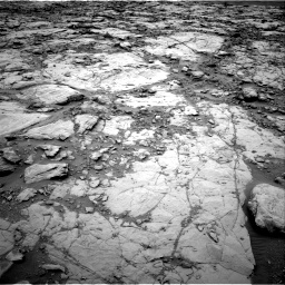 Nasa's Mars rover Curiosity acquired this image using its Right Navigation Camera on Sol 2095, at drive 1152, site number 71