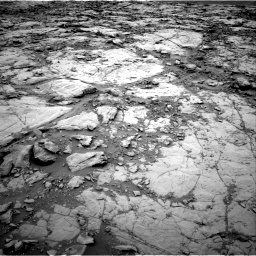 Nasa's Mars rover Curiosity acquired this image using its Right Navigation Camera on Sol 2095, at drive 1158, site number 71