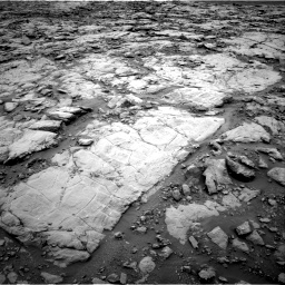 Nasa's Mars rover Curiosity acquired this image using its Right Navigation Camera on Sol 2095, at drive 1170, site number 71