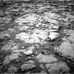 Nasa's Mars rover Curiosity acquired this image using its Right Navigation Camera on Sol 2095, at drive 1182, site number 71