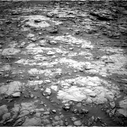 Nasa's Mars rover Curiosity acquired this image using its Right Navigation Camera on Sol 2095, at drive 1206, site number 71