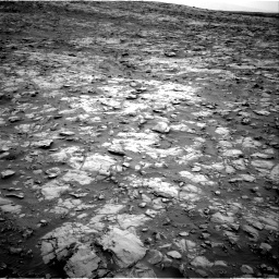 Nasa's Mars rover Curiosity acquired this image using its Right Navigation Camera on Sol 2095, at drive 1212, site number 71