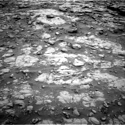 Nasa's Mars rover Curiosity acquired this image using its Right Navigation Camera on Sol 2095, at drive 1218, site number 71