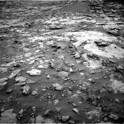 Nasa's Mars rover Curiosity acquired this image using its Right Navigation Camera on Sol 2095, at drive 1248, site number 71