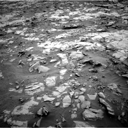 Nasa's Mars rover Curiosity acquired this image using its Right Navigation Camera on Sol 2095, at drive 1266, site number 71
