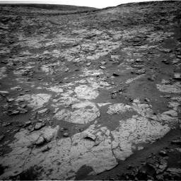 Nasa's Mars rover Curiosity acquired this image using its Right Navigation Camera on Sol 2095, at drive 1320, site number 71
