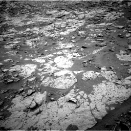 Nasa's Mars rover Curiosity acquired this image using its Right Navigation Camera on Sol 2095, at drive 1326, site number 71
