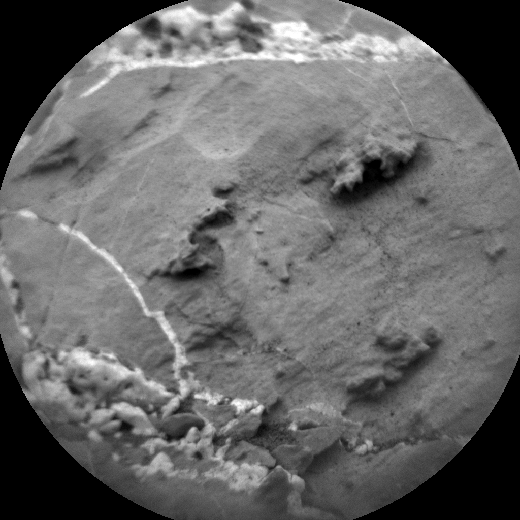 Nasa's Mars rover Curiosity acquired this image using its Chemistry & Camera (ChemCam) on Sol 2096, at drive 1330, site number 71