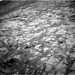 NASA's Mars rover Curiosity acquired this image using its Left Navigation Camera (Navcams) on Sol 2098